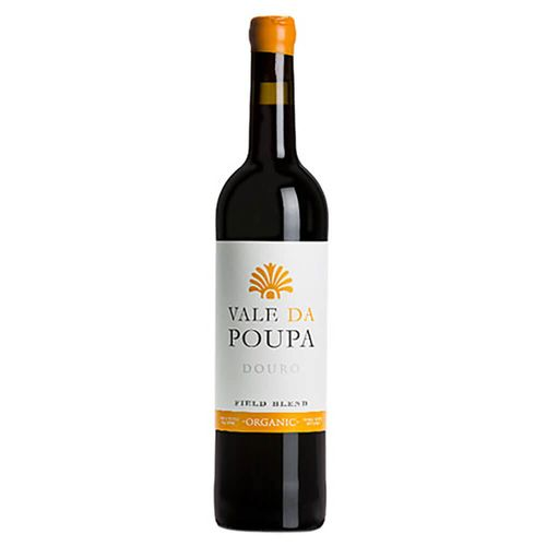 Vale da Poupa Organic Red DOC Douro 2014 0,75 l - Secret Spot