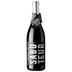 Saboteur Red 2016 0,75 l - Luddite Wines / Fam. Verburg &...