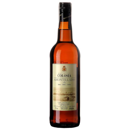 Sherry Amontillado  0,75 l - Gutiérrez Colosía