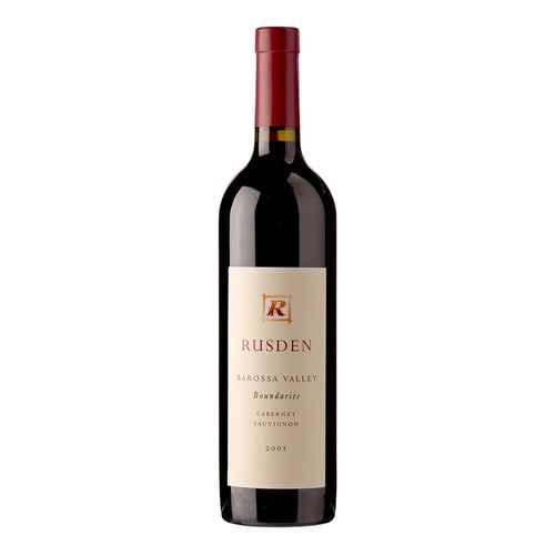 Boundaries 2012 0,75 l - Rusden Wines / Christine & Dennis Canute